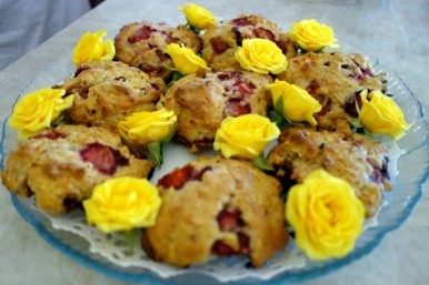 """There's no place like home"" scones by Lady ML"